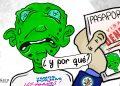 La Caricatura: A poner los sapos en remojo