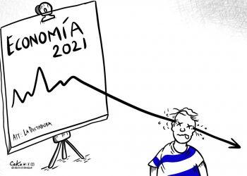 La Caricatura: La economía 2021