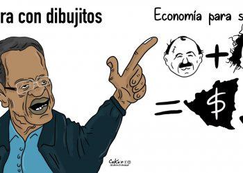 La Caricatura: Economía para sapos