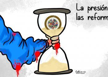 La Caricatura: Las reformas