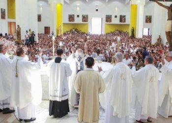 Iglesia católica urge crear condiciones para elecciones justas ante temor de «perder oportunidad». Foto: Arquiócesis de Managua.