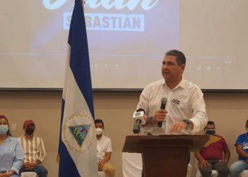 Juan Sebastián Chamorro: «Tengo la capacidad de asumir el reto como su próximo presidente»