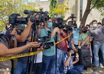 SIP entregará Premio a la Excelencia Periodística «Pedro Joaquín Chamorro» en apoyo a la Fundación VBCH. Foto: Radio Corporación.