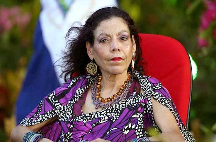 Rosario Murillo asegura que su régimen garantiza derechos humanos