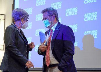 Fabio Gadea Mantilla: «Arturo Cruz es el candidato ideal para que el gobierno de Ortega siga funcionando». Foto: Internet