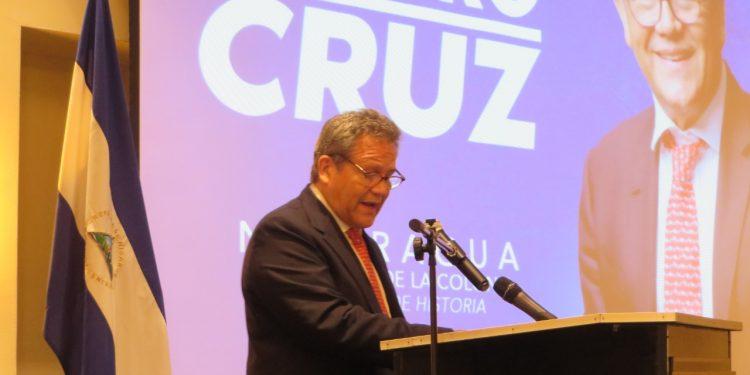 Arturo Cruz rechaza invitación de la Comisión de Buena Voluntad para firmar la carta compromiso «Nicaragua Primero». Foto: Artículo 66.