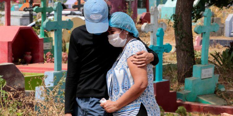 113 nuevos casos y 10 decesos por de COVD-19 en los últimos siete días, según Observatorio Ciudadano. Foto: REUTERS/Oswaldo Rivas