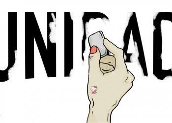 La unidad que se borra. Cako Nicaragua