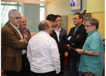 Arturo Cruz no representa intereses sociales, fue promotor de «la más odiosa y vendepatria» concesión canalera, critican líderes del movimiento anticanal. Foto: Cortesía.