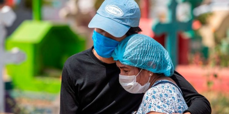 Casos por contagios de coronavirus en aumento