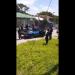 George Henríquez denuncia acoso por parte de policías armados. Foto:Captura de pantalla.
