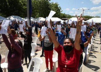 Dictadura libera a 800 presos comunes y no incluye en liberaciones a ningún preso político. Foto: Redes sociales.