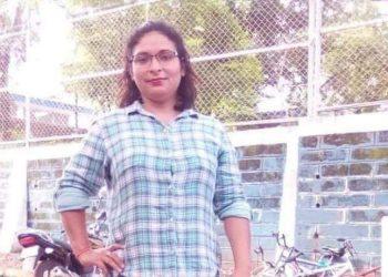 Condenan a 18 años de cárcel a la presa política Julia Cristina Hernández. Foto: Artículo 66 / RRSS