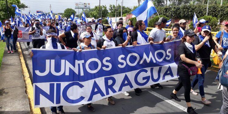 Opositores de Jinotega «claman» por unidad de toda la oposición. Foto: Internet.