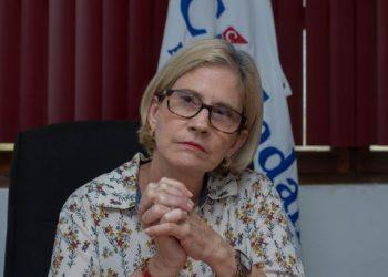 Kitty Monterrey afirma Alianza Ciudadana ya conversa con sectores de la Coalición. UNAB y Movimiento Campesino la desmienten. Foto: Artículo 66.