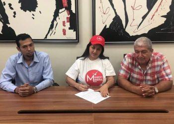 Firman acuerdo para exigir cumplimiento de resolución de la OEA sobre libertades en Nicaragua. Foto: Cortesía