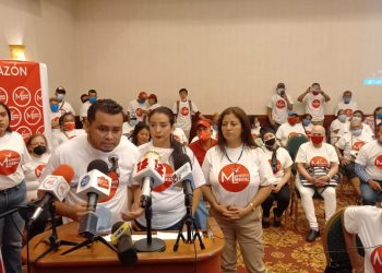 PLC partido en dos; facción arnoldista de María Fernanda lanza su Movimiento Liberal. Foto: N. Miranda/Artículo 66.
