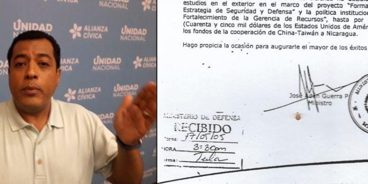 UNAB saca la cara por Félix Maradiaga y rechaza señalamientos de corrupción y nepotismo. Foto: Trinchera de la Noticia