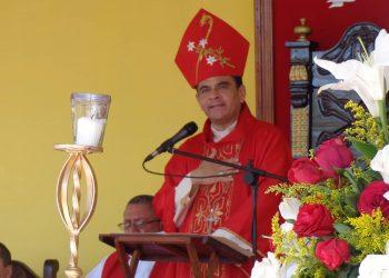 El Obispo de Matagalpa invitó a líderes políticos a someterse sin miedo a mecanismos democráticos y transparentes. Foto: Internet.