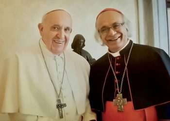 Papa Francisco desea «fortaleza» al Cardenal Brenes para «defender a las víctimas de injusticias». Foto: END, 2019.
