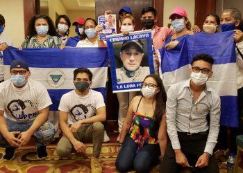A dos años de fundación, UPPN exige a la oposición no dejar en el olvido a los presos políticos . Foto: Artículo 66 / Cortesía