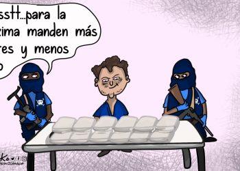 La Caricatura: Los quiebres de talco