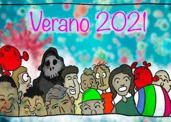 La Caricatura: La pandemia continúa