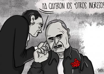 La Caricatura: La cosa nostra