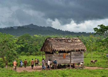 CIDH expondrá atropellos contra comunidades indígenas en Nicaragua. Foto: Comunidad Mayangna Bosawas/ Alba Sud/ Alam Ramírez.