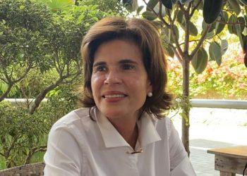 Cristiana Chamorro: «No me angustia el tema de una casilla». Foto: Artículo 66.