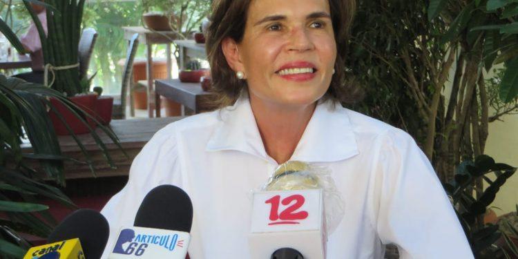 Cristiana Chamorro: «CxL se convierte en una casilla clave» para correr por la Presidencia. Foto: Noel Miranda/ Artículo 66.