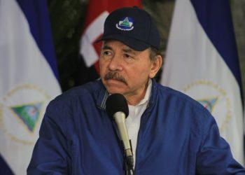 Daniel Ortega, dictador de Nicaragua: Foto: CCC