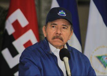 Daniel Ortega exhibe su «ansiedad» ante una posible derrota en las elecciones de noviembre. Foto: Gobierno.