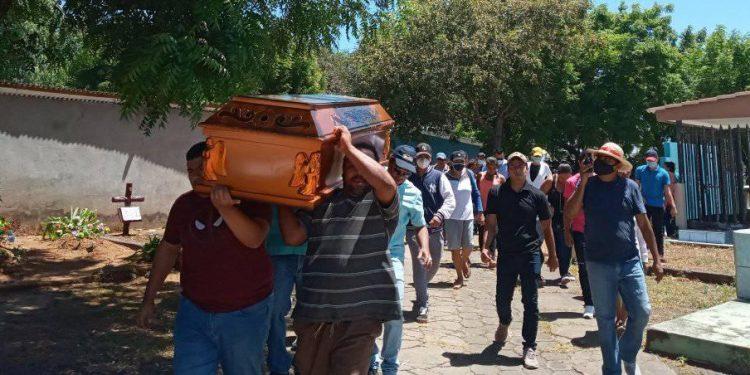Doce nicaragüenses víctimas de femicidio en lo que va del año 2021. Foto: Notisur Tv.
