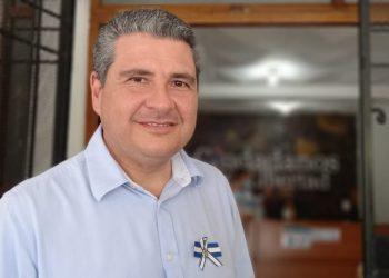 Juan Sebastián Chamorro, aspirante a la Presidencia de Nicaragua.