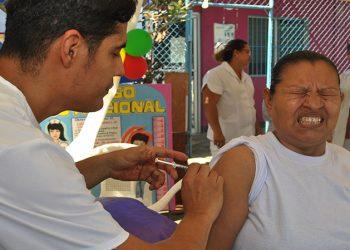 Régimen anuncia vacunación contra el COVID-19 sin precisar dosis ni tipo de vacuna. Foto: Gobierno.