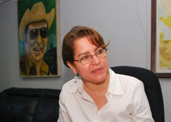 Coalición Nacional propone a Azalia Avilés para magistrada electoral suplente. Foto: Internet.