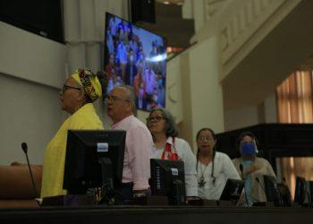 Asamblea Nacional aprueba convocatoria para elegir magistrados electorales