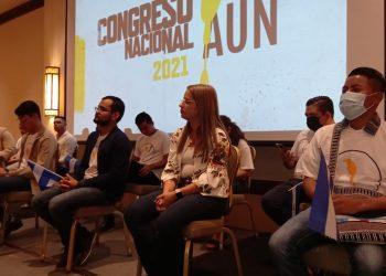 Lideres de AUN no creen en la Coalición Nacional «para que conduzca el bus en la elecciones de noviembre». Foto: Artículo 66 / Noel Miranda