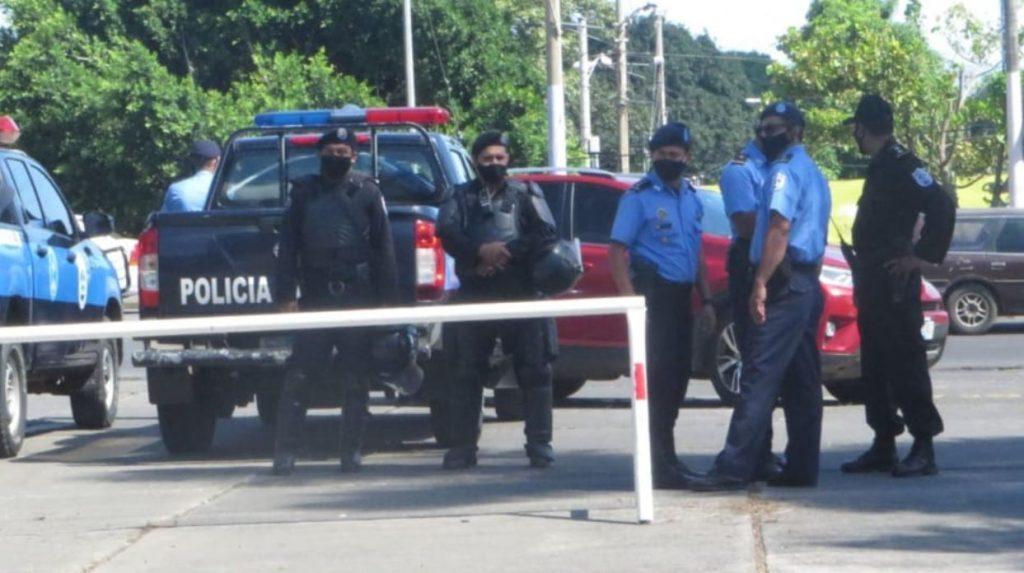 Dictadura lanza a las calles al grueso de sus fuerzas represivas por temor a protestas. Foto: Internet.