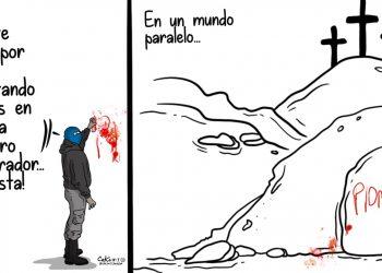 La Caricatura: Mundo paralelo