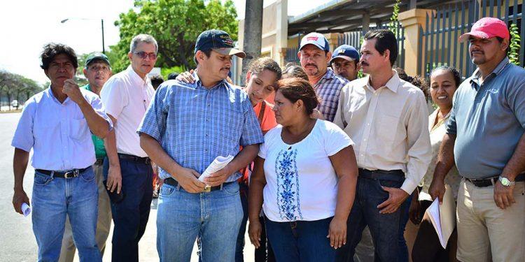 Doña Chica recibirá a Medardo Mairena en «El Campamento» para escuchar su propuesta aunque no define si lo apoya todavía. Foto: Internet.