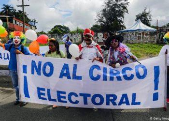Comisión que dictaminará nuevos magistrados y reformas lectorales «solo firmará la voluntad de los Ortega-Murillo», afirma Dora María Téllez. Foto: Internet.