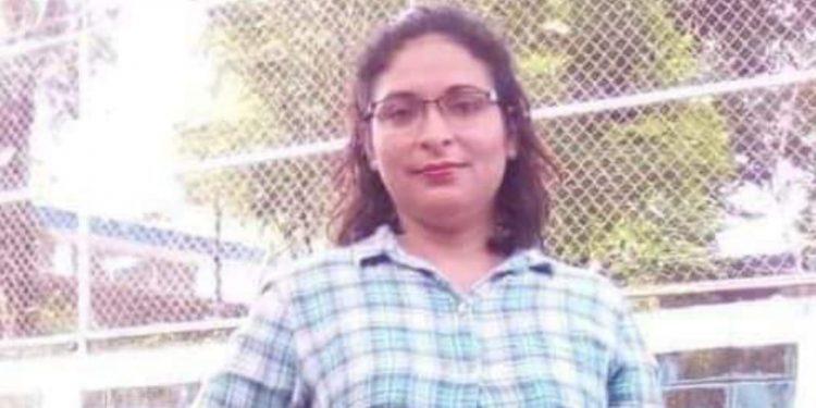 Condenan a 18 años de cárcel a la presa política Julia Cristina Hernández. Foto: Cortesía