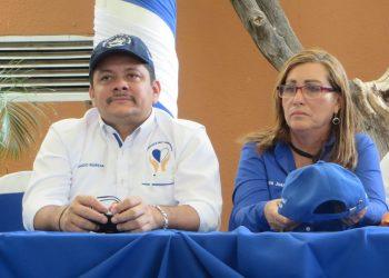 El dirigente campesino Medardo Mairena lanza oficialmente su candidatura a la presidencia de Nicaragua. Foto: N. Miranda/Artículo 66