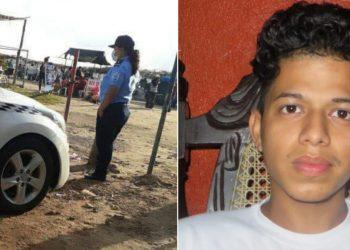 Policía expulsó al «tiktoker» Kevin Monzón de un balneario en Rivas, «por ser golpista y terrorista»