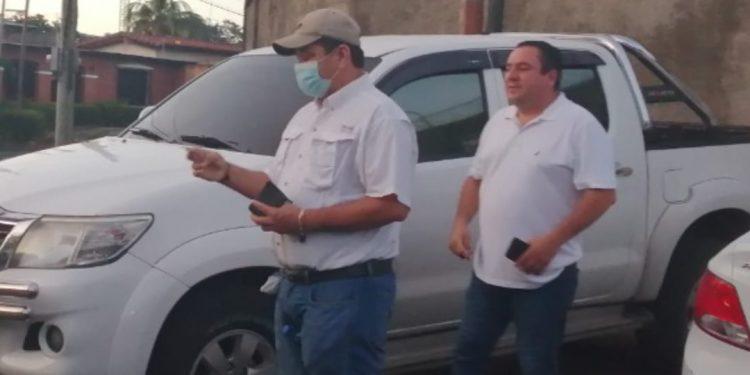 El Movimiento Campesino, en contubernio con el partido Alianza Liberal Nicaragüense, presentó su propia lista de candidatos a magistrados del Consejo Supremo Electoral