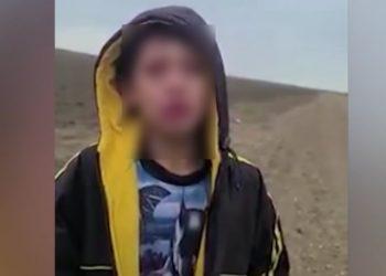 Gobierno de Nicaragua solicita repatriación del niño migrante encontrado en desierto