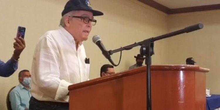 Noel Vidaurre se lanza como precandidato presidencial «sin sandinismo ni socialismo»