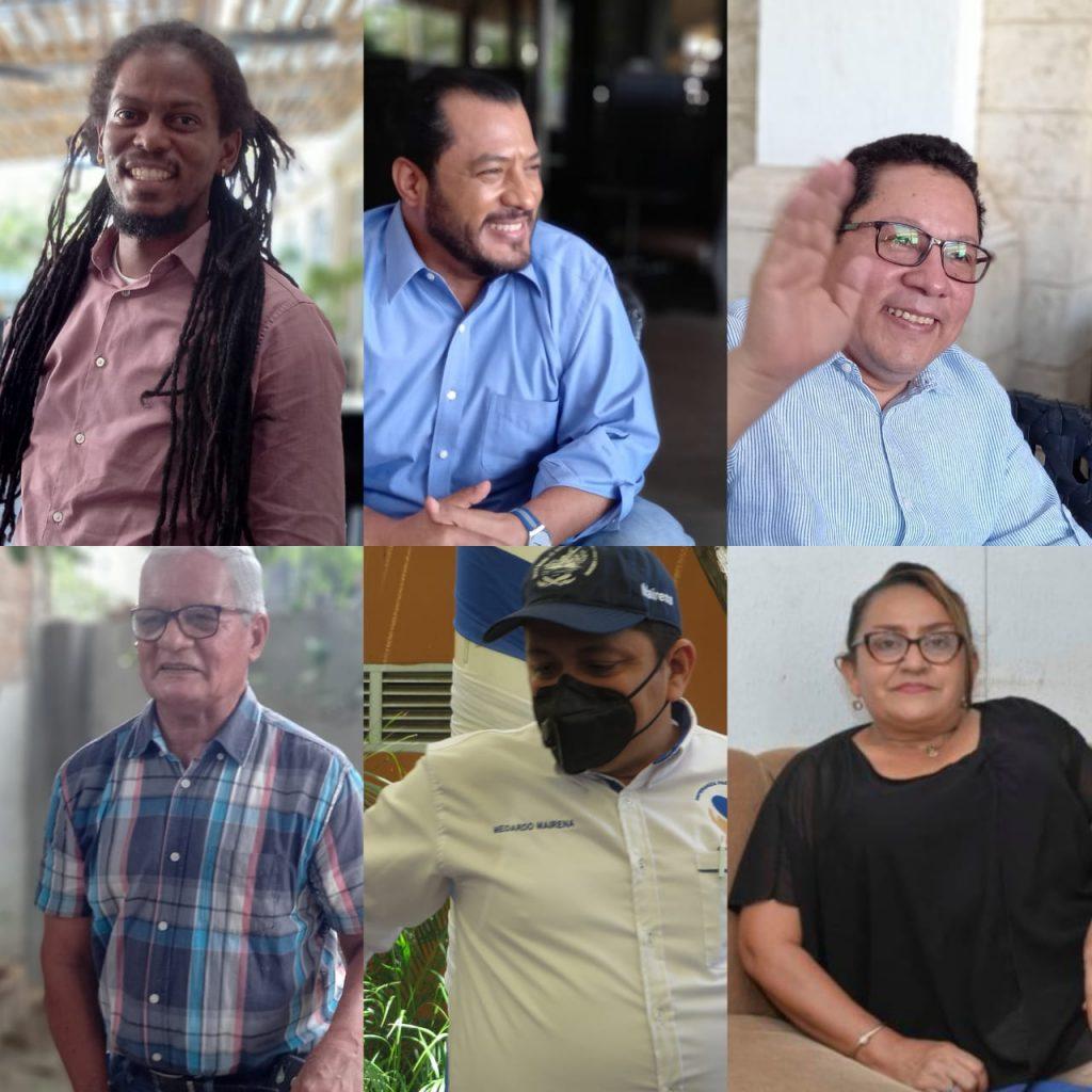 Seis aspirantes a la presidencia se inscribirán su candidatura en la Coalición Nacional